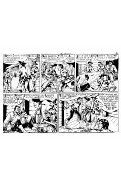Muestra 3 de EL CHACAL 1 A 20. COMPLETA. MARCO 1949 (Jean Martínez) Comic MAM Circa 1980. FACSIMIL