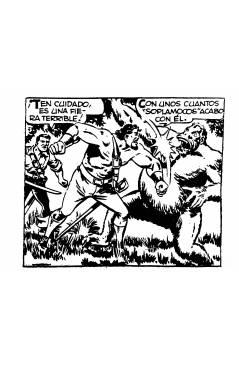Muestra 6 de EL CHACAL 1 A 20. COMPLETA. MARCO 1949 (Jean Martínez) Comic MAM Circa 1980. FACSIMIL
