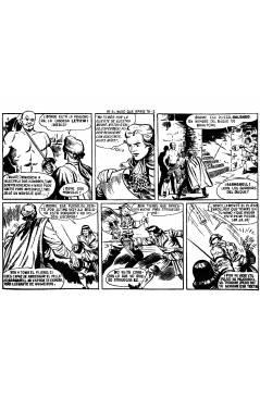 Muestra 3 de HACHA Y ESPADA 1 A 58. COMPLETA. MAGA 1962 (Armando) Comic MAM Circa 1980. FACSIMIL