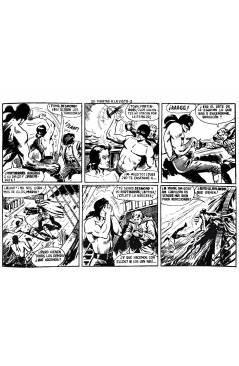 Muestra 5 de HACHA Y ESPADA 1 A 58. COMPLETA. MAGA 1962 (Armando) Comic MAM Circa 1980. FACSIMIL
