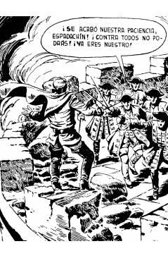 Muestra 6 de HACHA Y ESPADA 1 A 58. COMPLETA. MAGA 1962 (Armando) Comic MAM Circa 1980. FACSIMIL