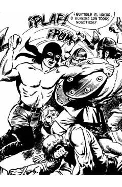Muestra 7 de HACHA Y ESPADA 1 A 58. COMPLETA. MAGA 1962 (Armando) Comic MAM Circa 1980. FACSIMIL