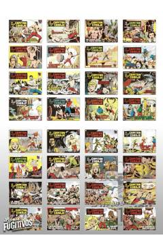 Contracubierta de EL HIJO DEL CAPITÁN CORAJE 1 A 52. COMPLETA. TORAY 1959 (Sesén / Giralt) Comic MAM Circa 1980. FACSIMI