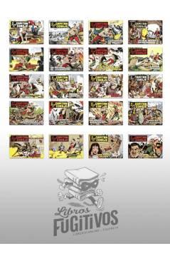 Muestra 1 de EL HIJO DEL CAPITÁN CORAJE 1 A 52. COMPLETA. TORAY 1959 (Sesén / Giralt) Comic MAM Circa 1980. FACSIMIL