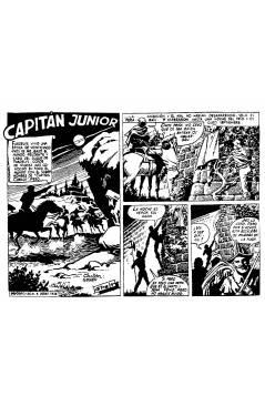 Muestra 2 de EL HIJO DEL CAPITÁN CORAJE 1 A 52. COMPLETA. TORAY 1959 (Sesén / Giralt) Comic MAM Circa 1980. FACSIMIL