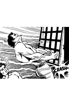 Muestra 6 de EL HIJO DEL CAPITÁN CORAJE 1 A 52. COMPLETA. TORAY 1959 (Sesén / Giralt) Comic MAM Circa 1980. FACSIMIL