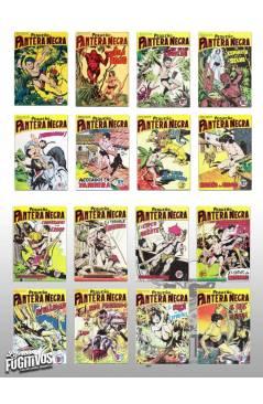 Muestra 1 de PANTERA NEGRA VERTICAL 55 A 124. COMPLETA 70 NºS. MAGA (P. Y M. Quesada) Comic MAM Circa 1980. FACSIMIL