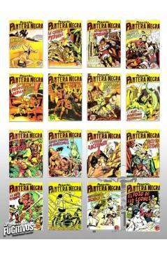 Muestra 3 de PANTERA NEGRA VERTICAL 55 A 124. COMPLETA 70 NºS. MAGA (P. Y M. Quesada) Comic MAM Circa 1980. FACSIMIL
