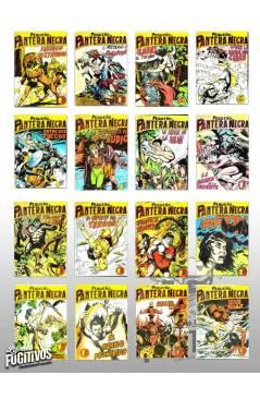 Muestra 4 de PANTERA NEGRA VERTICAL 55 A 124. COMPLETA 70 NºS. MAGA (P. Y M. Quesada) Comic MAM Circa 1980. FACSIMIL