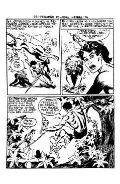 Muestra 8 de PANTERA NEGRA VERTICAL 55 A 124. COMPLETA 70 NºS. MAGA (P. Y M. Quesada) Comic MAM Circa 1980. FACSIMIL
