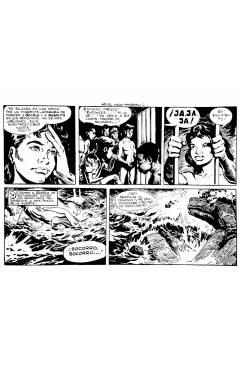 Muestra 2 de PANTERA NEGRA SEGUNDA 125 A 329. COMPLETA 205 NºS. MAGA (P. Y M. Quesada) Comic MAM Circa 1980. FACSIMIL
