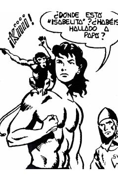 Muestra 4 de PANTERA NEGRA SEGUNDA 125 A 329. COMPLETA 205 NºS. MAGA (P. Y M. Quesada) Comic MAM Circa 1980. FACSIMIL