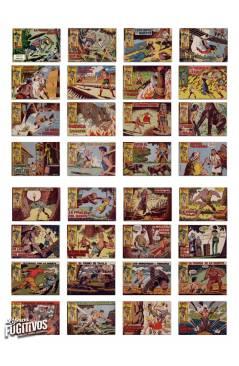 Muestra 1 de RAYO DE LA SELVA 1 A 83. COMPLETA. MAGA 1960 (Guerrerro / Segrelles) Comic MAM Circa 1980. FACSIMIL