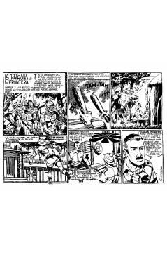Muestra 4 de RAYO DE LA SELVA 1 A 83. COMPLETA. MAGA 1960 (Guerrerro / Segrelles) Comic MAM Circa 1980. FACSIMIL