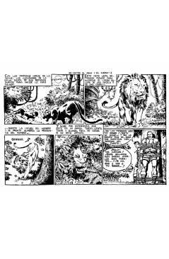 Muestra 6 de RAYO DE LA SELVA 1 A 83. COMPLETA. MAGA 1960 (Guerrerro / Segrelles) Comic MAM Circa 1980. FACSIMIL
