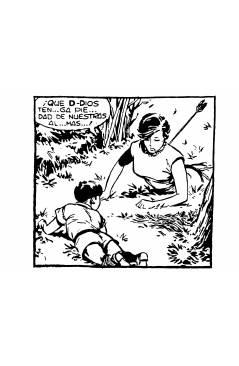 Muestra 7 de RAYO DE LA SELVA 1 A 83. COMPLETA. MAGA 1960 (Guerrerro / Segrelles) Comic MAM Circa 1980. FACSIMIL