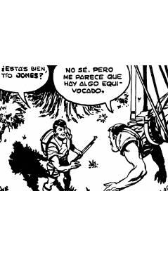 Muestra 8 de RAYO DE LA SELVA 1 A 83. COMPLETA. MAGA 1960 (Guerrerro / Segrelles) Comic MAM Circa 1980. FACSIMIL