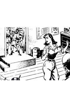 Muestra 2 de ROY CLARK 1 A 26. COMPLETA. VALENCIANA 1959 (Vvaa) Comic MAM Circa 1980. FACSIMIL