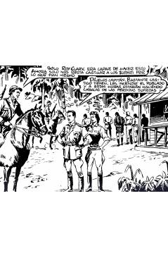 Muestra 4 de ROY CLARK 1 A 26. COMPLETA. VALENCIANA 1959 (Vvaa) Comic MAM Circa 1980. FACSIMIL