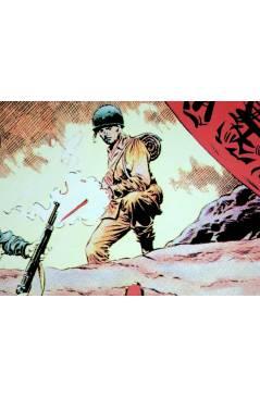 Muestra 6 de HAZAÑAS BÉLICAS 1 A 319. COMPLETA. TORAY 1950 (Vvaa) Comic MAM Circa 1980. REEDICIÓN FACSIMIL