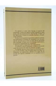 Contracubierta de EL MANIFIESTO COMUNISTA (Karl Marx / Engels) Endymion 1987