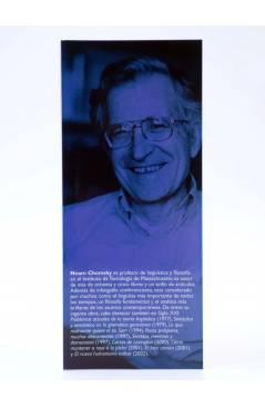 Muestra 2 de INTERVENCIONES (Noam Chomsky) Siglo XXI 2007