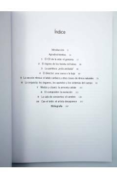 Muestra 1 de LA MÚSICA DE LA VIDA. MÁS ALLÁ DEL GENOMA HUMANO (Denis Noble) Akal 2008