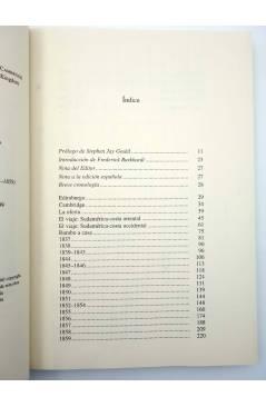 Muestra 2 de CARTAS DE DARWIN 1825-1859 (Charles Darwin) Cambridge University Press 1999