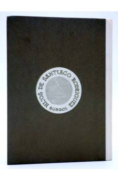 Contracubierta de CARMENCITA DE VIAJE. FACSÍMIL (Antonio J. Onieva / Antonio Cobos) Altaya 2007