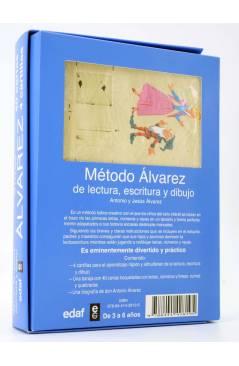 Muestra 8 de ENCICLOPEDIA ÁLVAREZ. MÉTODO DE LECTURA ESCRITURA Y DIBUJO. 4 CARTILLA + 40 CARTAS  EDAF. OFRT (Jesús Y Ant
