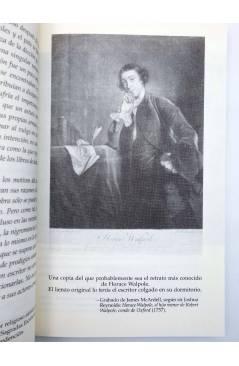 Muestra 2 de CASTALIA PRIMA 29. EL CASTILLO DE OTRANTO (Horace Walpole) Castalia 2004