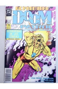 Muestra 1 de DC PREMIERE RETAPADO Nº 14 15 16. DOOM PATROL PATRULLA CONDENADA (Morrison / Case) Zinco 1990