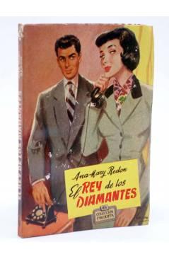 Cubierta de COLECCIÓN FAVORITA 53. EL REY DE LOS DIAMANTES (Ana Mary Redón) Valenciana Circa 1960