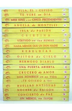 Muestra 1 de COLECCIÓN FAVORITA 1 a 60. COMPLETA A FALTA DE 3 NÚMEROS (Vvaa) Valenciana Circa 1960