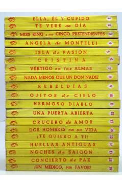 Muestra 5 de COLECCIÓN FAVORITA 1 a 60. COMPLETA A FALTA DE 3 NÚMEROS (Vvaa) Valenciana Circa 1960