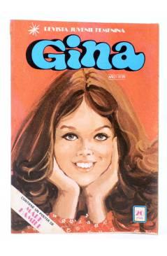 Cubierta de GINA REVISTA JUVENIL FEMENINA 26. POSTER DE STAR WARS: MARK HAMILL (Vvaa) Bruguera 1978