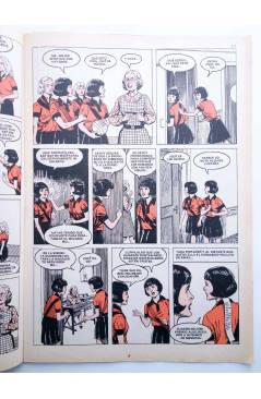 Muestra 4 de GINA REVISTA JUVENIL FEMENINA 30. POSTER DE ANGELA CARRASCO (Vvaa) Bruguera 1978