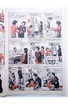 Muestra 4 de GINA REVISTA JUVENIL FEMENINA 31. POSTER DE MATIA BAZAR (Vvaa) Bruguera 1978