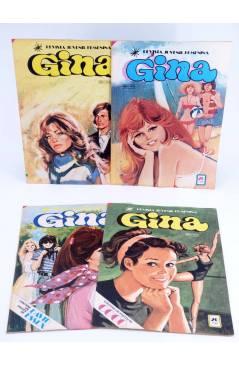 Muestra 2 de GINA REVISTA JUVENIL FEMENINA. LOTE DE 20 NÚMEROS ENTRE EL 10 Y EL 35 (Vvaa) Bruguera 1979