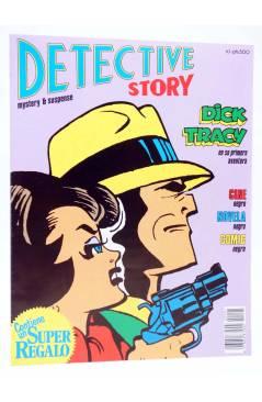 Muestra 1 de DETECTIVE STORY DICK TRACY 1 A 5. COMPLETA (Vvaa) New Comic 1989
