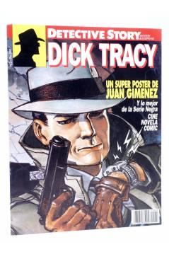 Muestra 3 de DETECTIVE STORY DICK TRACY 1 A 5. COMPLETA (Vvaa) New Comic 1989