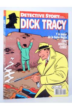 Muestra 5 de DETECTIVE STORY DICK TRACY 1 A 5. COMPLETA (Vvaa) New Comic 1989