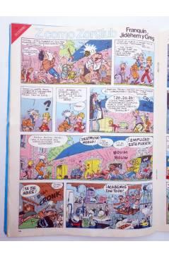 Muestra 7 de SPIROU ARDILLA. LOTE 7 nºs + TAPAS Z COMO ZORGLUB (Vvaa) Mundis 1979