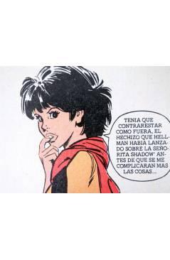 Muestra 4 de JOYAS LITERARIAS FEMENINAS 101. EMMA. ¡HELLMAN ATACA DE NUEVO!. Bruguera 1984