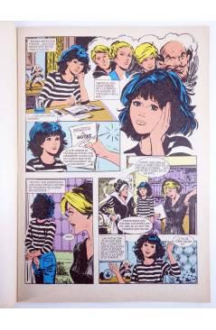 Muestra 2 de JOYAS LITERARIAS FEMENINAS 105. EMMA. CONFLICTO DE AMOR. Bruguera 1985