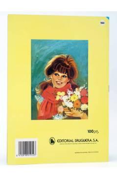 Contracubierta de JOYAS LITERARIAS FEMENINAS 100. ESTHER. EL RETRATO DE LA ABUELA. Bruguera 1984