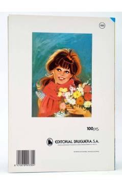 Contracubierta de JOYAS LITERARIAS FEMENINAS 103. ESTHER. LA LLEGADA DE TÍA MARGA. Bruguera 1984