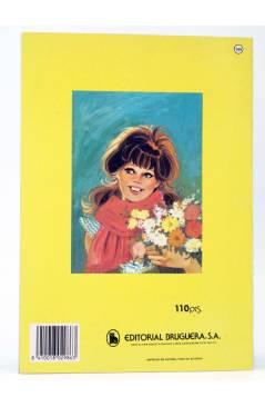Contracubierta de JOYAS LITERARIAS FEMENINAS 106. ESTHER. EL ENFADO DE RITA. Bruguera 1985