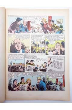 Muestra 2 de JOYAS LITERARIAS JUVENILES SERIE AZUL 51. LA FAMILIA FELIZ. LOS AMIGOS DE GLORIA. Bruguera 1979