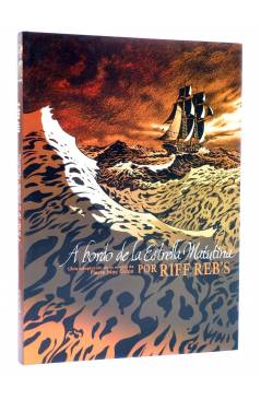 Cubierta de A BORDO DE LA ESTRELLA MATUTINA (Riff Reb´S / Pierre Mac Orlan) Spaceman Books 2015